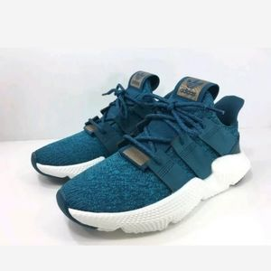 Adidas Prophere Womens Shoes Sneakers Teal White S